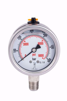 Picture of Pressure Indication Gauge