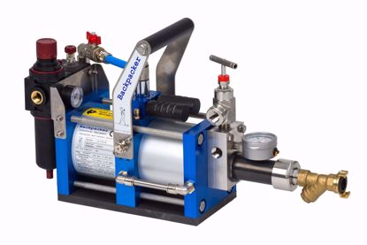 Picture of Portabale 500 bar High Flow Air Driven Test Pump